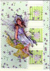 Fairy Poppet kaartje