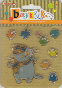 Basik and sparrows