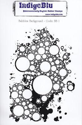 Bubbles Background a6