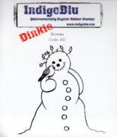 Dinkie Snowman