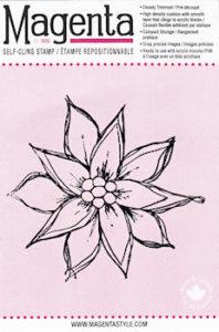Doodle Poinsettia 1