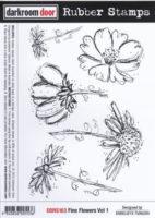 Fine Flowers Vol 1