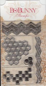 Geometric Patterns Stamp
