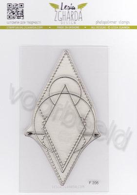 Rhombus geometry F206