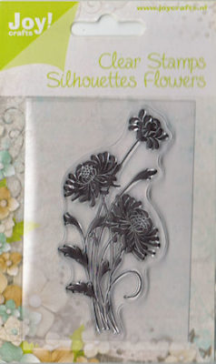 Silhouettes Flowers