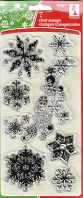 Snowflakes a Plenty