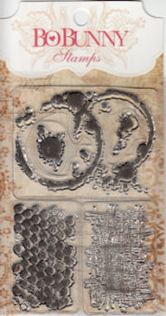 Stained Textures Stamp