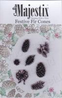 Festive Fir Cones