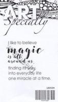 Magic Is All Around Us