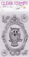 Owl in Frame