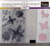 Couture Creations - Butterfly Notes
