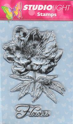 Flower Stamp SL80