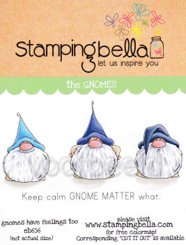 Gnomes Have Feelings Too