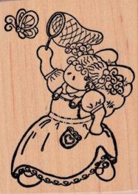 High Hopes Rubber Stamps - Lynne Angel R051