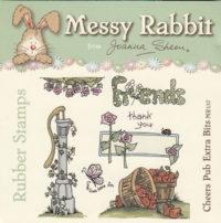Joanna Sheen - Messy Rabbit