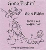 Kraftin' Kimmie - Gone Fishin