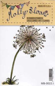 Molly Blooms - Dandelion Clock Flower