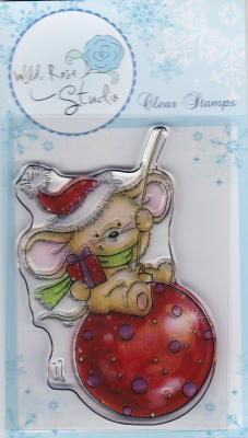 Mouse on Bauble