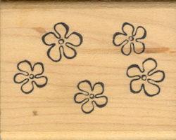 Paper Salon - Background Tiny Flower