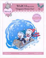 Penguin's Winter Fun
