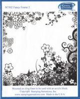 Stamping Sensations - Fancy Frame 2