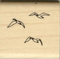 Verhees Art Of Stamps - Meeuwen