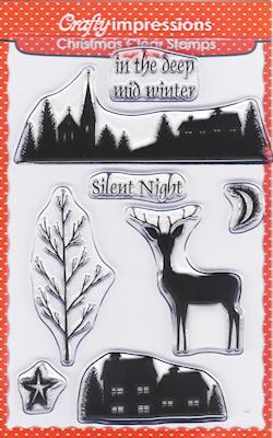 Winter-Silhouettes