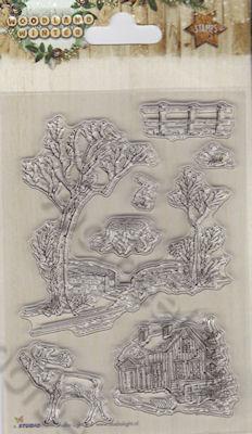 Woodland Winter 192