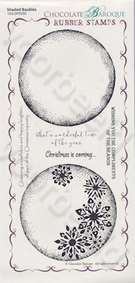Shaded Baubles