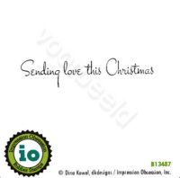 Sending Love this Christmas