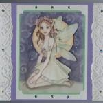 Romance stencil EH 1844