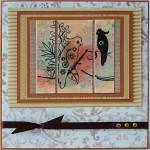 924 - Stempel Birdsong
