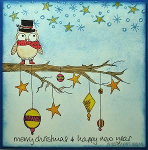 Jofy 19 en Owl Christmas