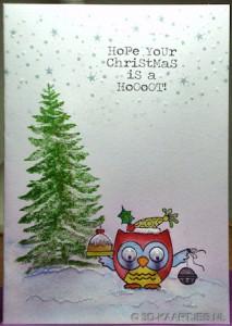 Happy Owl-i-Days, Mini Stars en Turtle Dove, wiebeloogjes