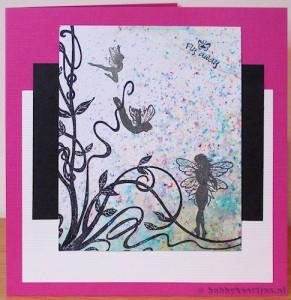 Scenic Stamp Set - Hidden Fairies