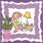 Knitting Daisy, Dies Nest-Lies XXL 16