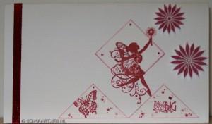 Stempels Butterflies en Fairy