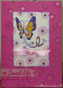 Stempel Butterfly Trail