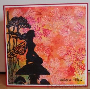 Stempels Luscious Frames  October Fairy Fairies