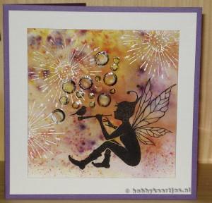 Lavinia Bubbles, Lavinia Sky en Magenta Dandelion Pollen