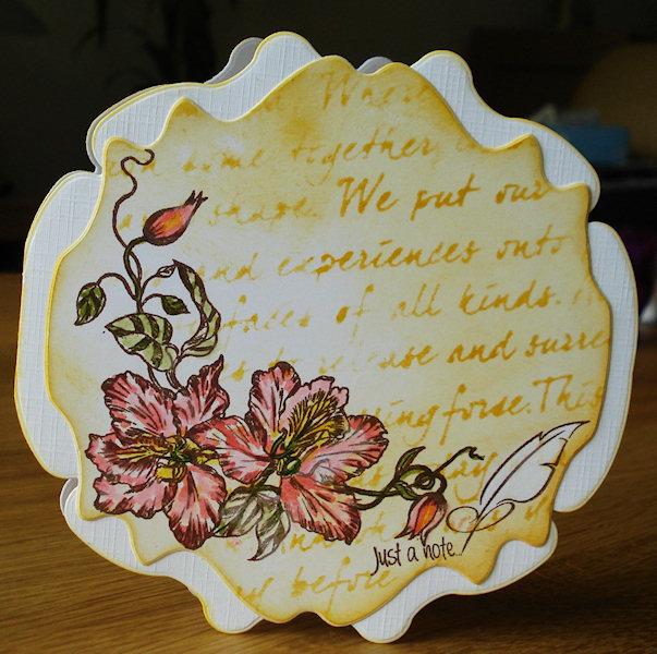 Orchids en Just a Note