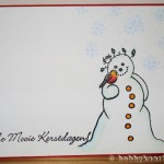 Snowman van IndigoBlu