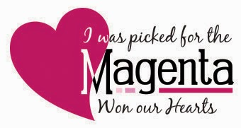 Magenta: won our hearts November