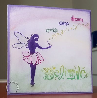 Fairies met PanPastel