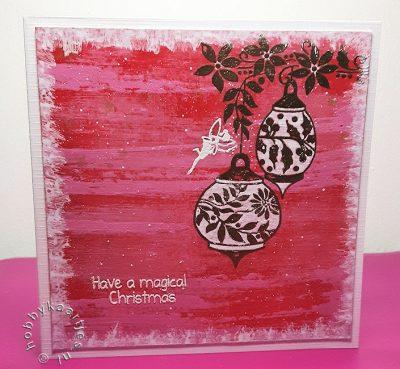 Magenta - Elegant Ornaments