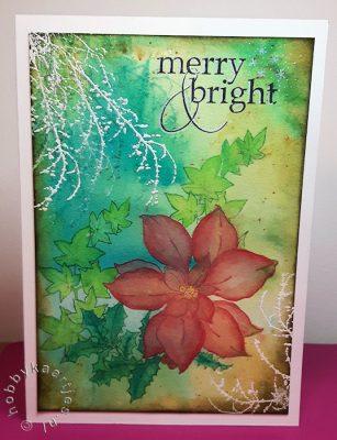 Kerst Workshop bij Miranda Degenaars