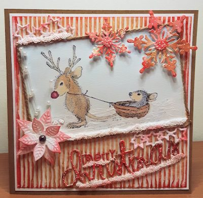 House Mouse Reindeer
