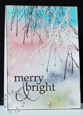 Into the Sky en Merry Bright