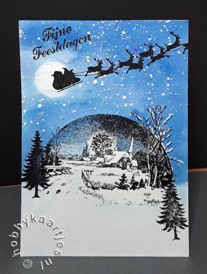 Openingssheet Kerst