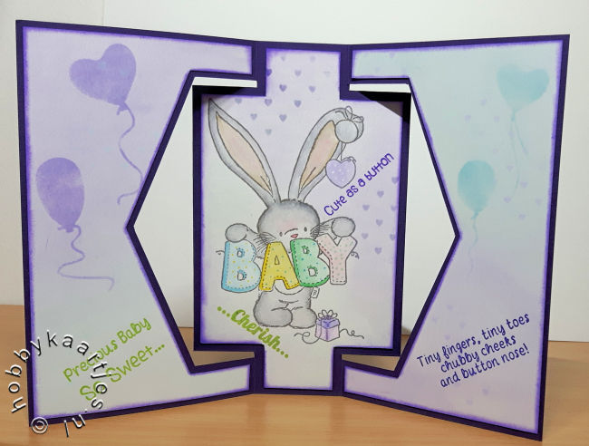 Bebunni Baby - Crafters Companion